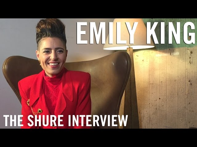 Emily King - The Shure Interview