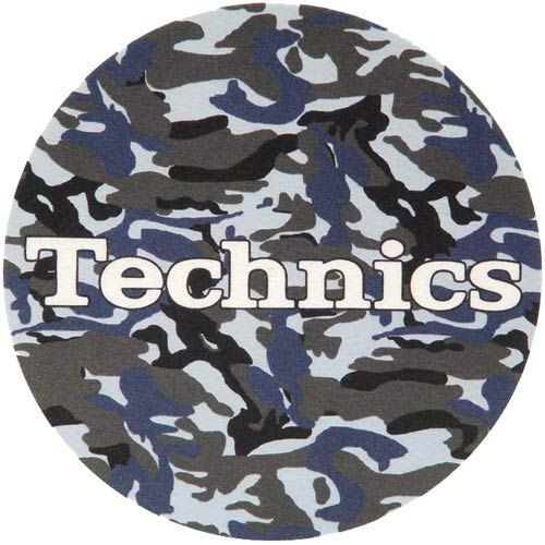 Slipmat-Factory Technics Army Navy Slipmats
