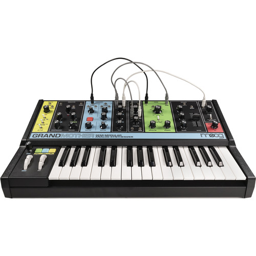 Moog Grandmother по цене 86 580 ₽