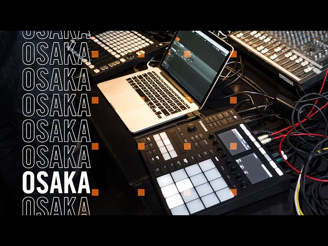 New Forms Osaka: Connecting the Setups with DJ Fulltono and MASCHINE | Native Instruments