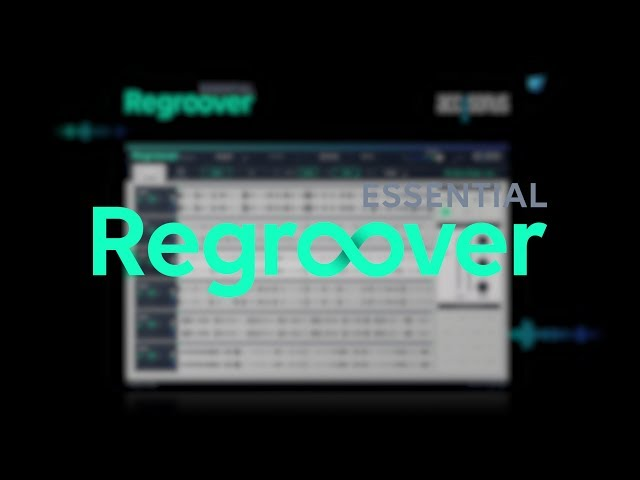 Focusrite // Regroover - Activation