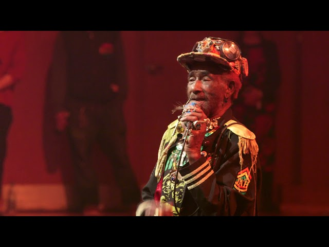 Lee Scratch Perry & Subatomic Sound System: 'Curly Dub' live | Loop