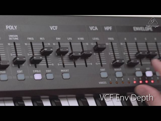 BEHRINGER Synth  Vol  9 ENV