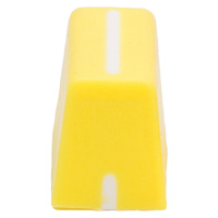 DJTT Chroma Caps Fader MK2 Yellow по цене 160 ₽