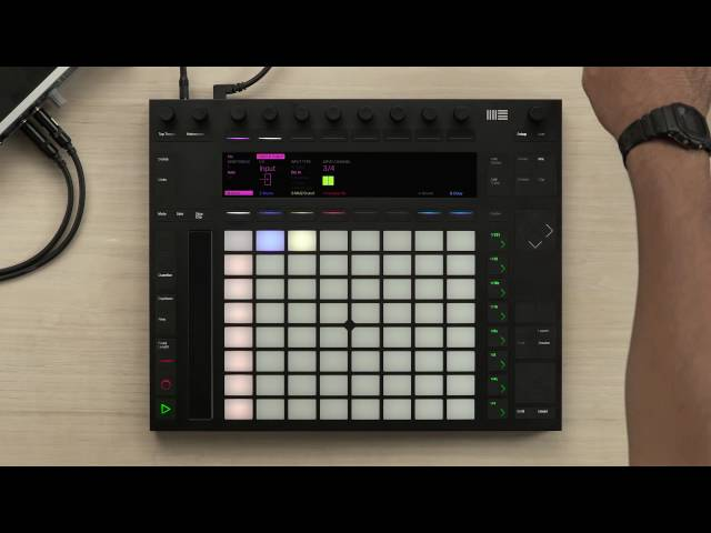 Ableton Push 2 Tutorial – Routing audio and MIDI