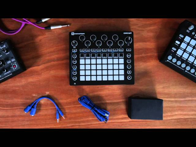 Novation // Getting Started with Circuit - In the Box
