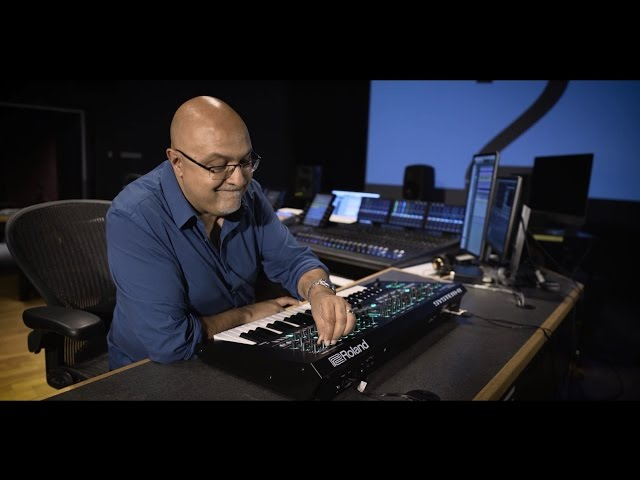 First Impressions of the Roland SYSTEM-8 with Amin Bhatia