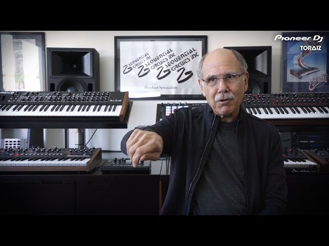 TORAIZ AS-1 & SP-16: Dave Smith and the Legacy of Analog Synthesis