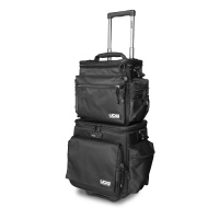 UDG Ultimate SlingBag Trolley Set DeLuxe Black, Orange Inside MK2 по цене 26 200 руб.