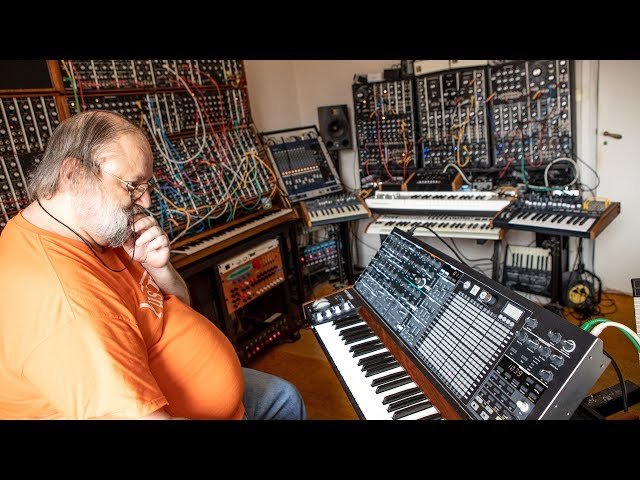 The Creator's Notebook - Yves Usson on MatrixBrute