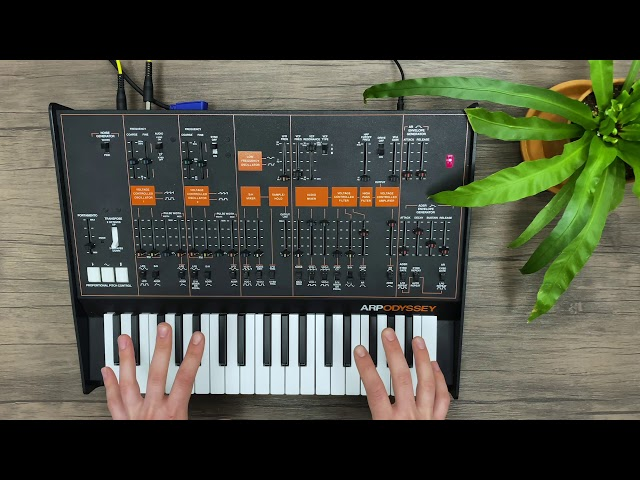 Patch of the week 38: ARP Odyssey – Patching a Feedback Loop