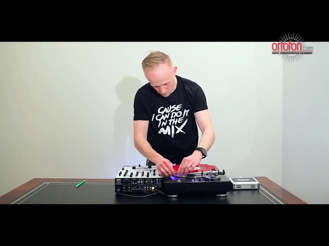 Ortofon DJ Tutorial 6