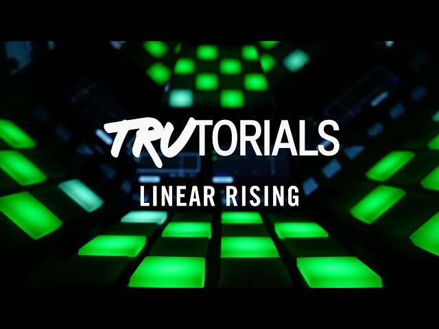 MASCHINE TruTorials S05 E09: Linear Rising | Native Instruments