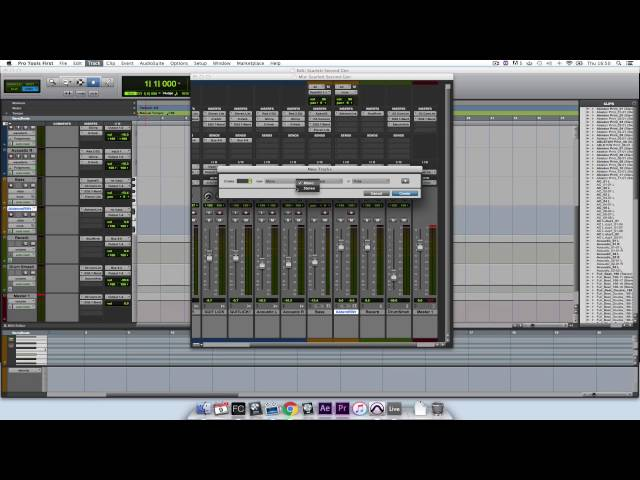 Focusrite // Pro Tools | First - Ableton Live with ReWire