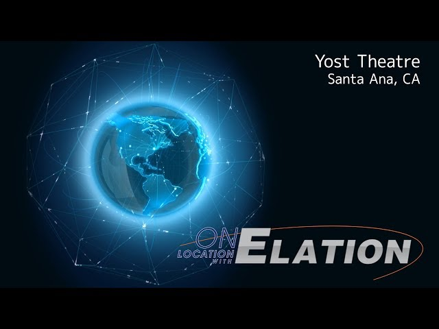 On Location with Elation - Yost Theatre