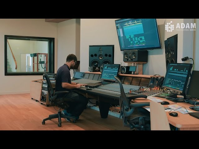 ADAM Audio - In The Studio With VSL / Vienna Symphonic Library