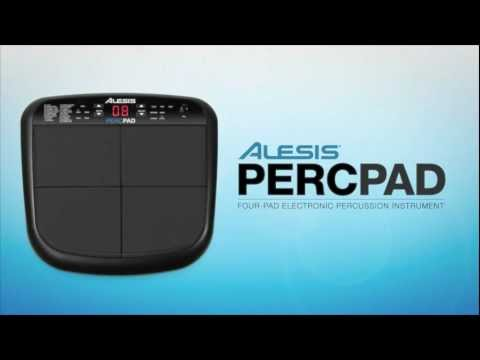 Alesis PercPad: Overview