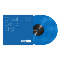 "Serato 12"" Control Vinyl Performance Series (пара) - Blue по цене 3 130 руб."
