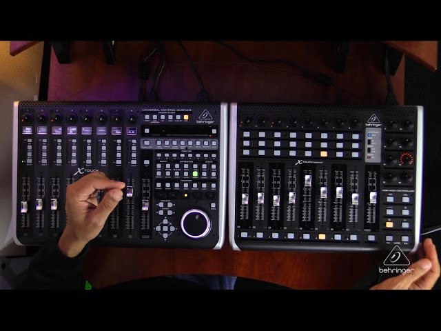 X-TOUCH / X-TOUCH COMPACT How To: Rotary Encoders in Cubase