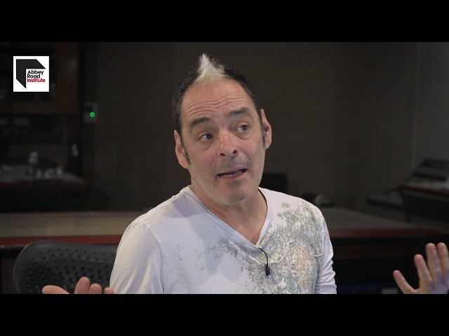 Abbey Road Institute Tom Lord-Alge Mix Session with T-RackS
