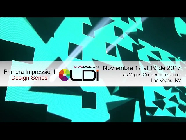 ADJ ¡Primera Impresión! Design Series LED Video Panels (Spanish) LDI2017
