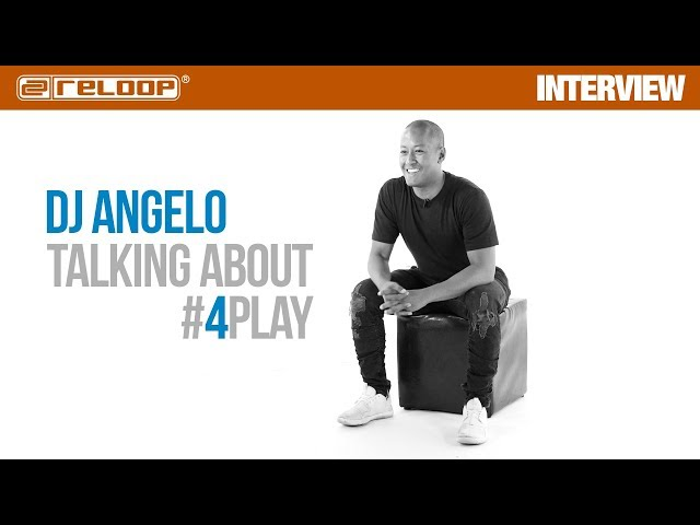 Reloop TV - Interview w/ DJ Angelo - RMX-90 DVS #4PLAY