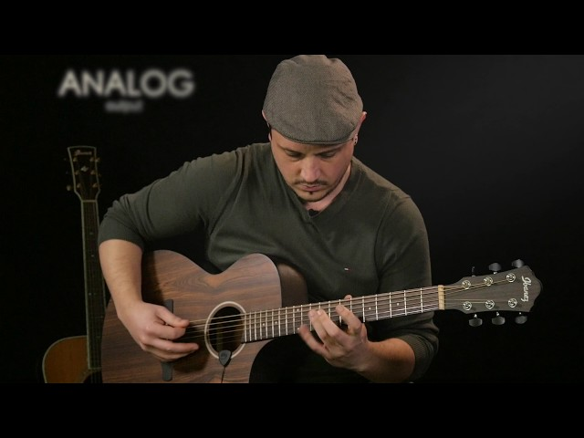 iRig Acoustic Stage on Acoustic Guitar - Daniele Gregolin