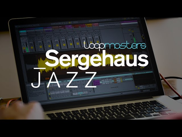 Novation // Loopmasters & Sergehaus - Jazz