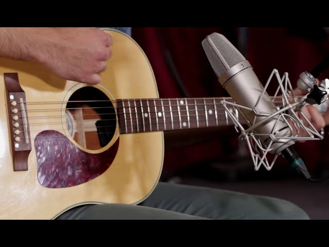 How to Record Acoustic Guitar - Part 1 (feat. Bob Clearmountain)
