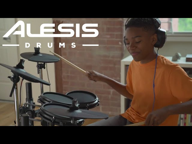 Introducing the BRAND NEW Alesis Turbo Mesh Kit