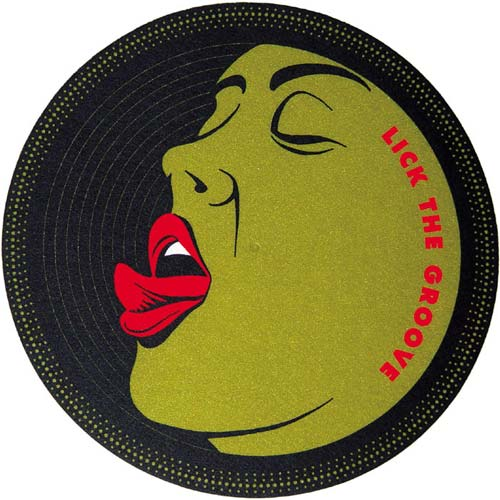 Slipmat-Factory Lick The Groove Slipmats (Пара) по цене 1 230 руб.