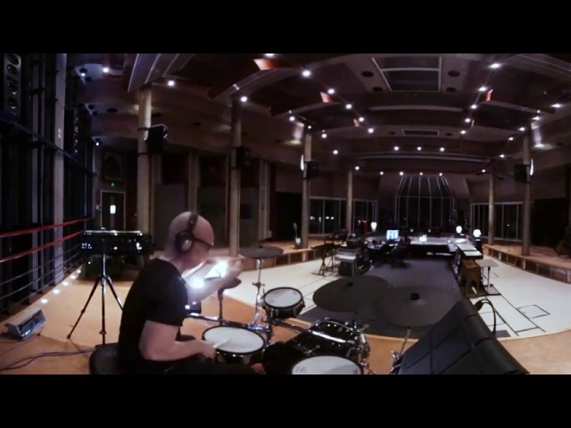 """3DRUMZZ"", 360 VR version"