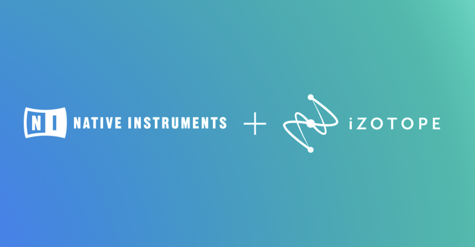 Native Instruments + iZotope
