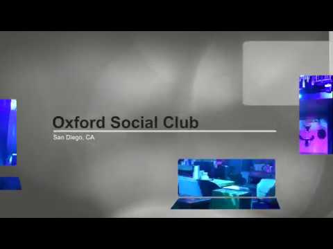 ADJ Installation: Oxford Social Club