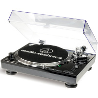 Audio-Technica AT-LP120-USBHC BK по цене 26 990 руб.
