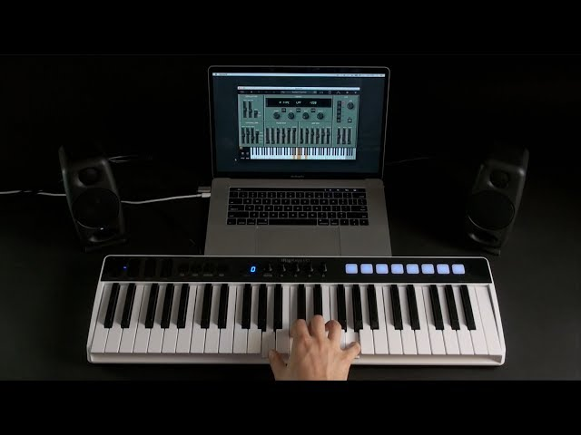iRig Keys I/O - Integration with Syntronik for Mac/PC