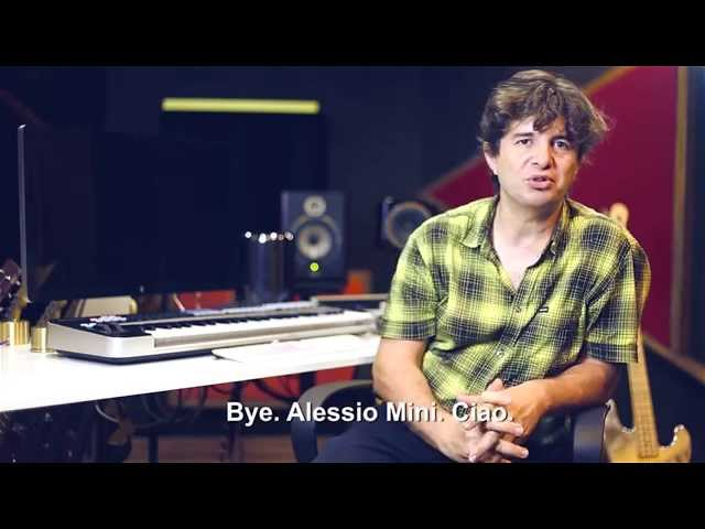 Alessio Mini has chosen the Focal Solo6 Be