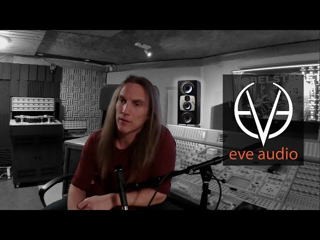 Eve on air - Interview Arnold Lindberg