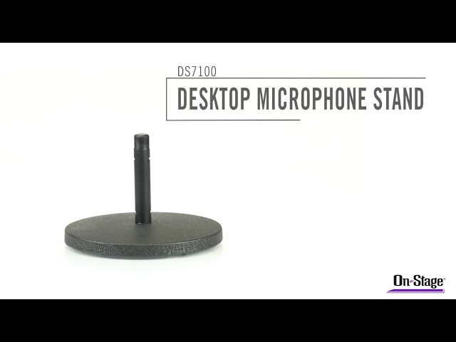 Desktop Mic Stand | DS7100