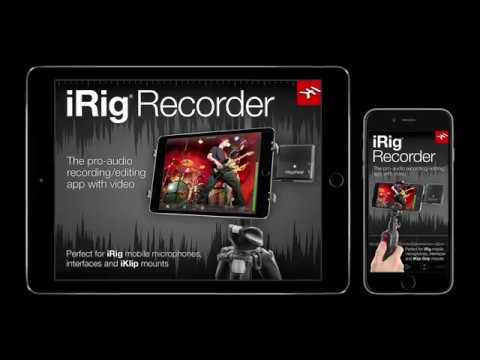 iRig Recorder 3 - Overview