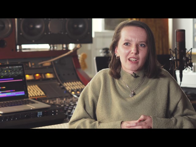Dani Bennett Spragg on Recording with Orion Studio Synergy Core