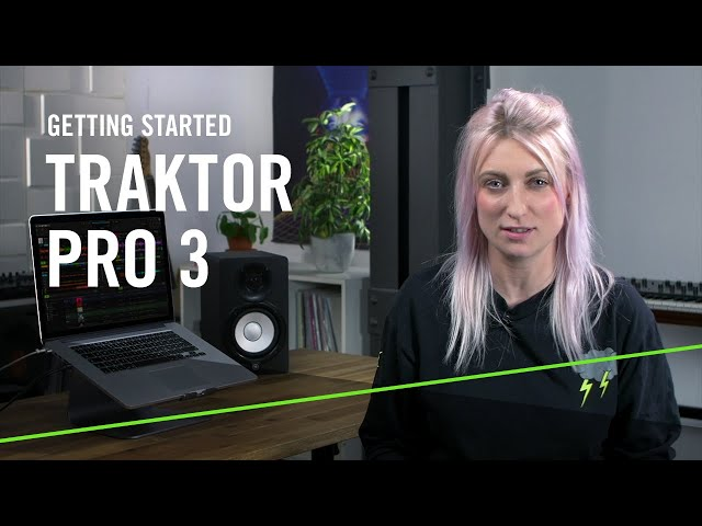 Getting started with TRAKTOR PRO 3 | Native Instruments