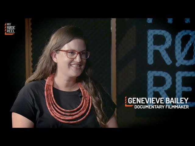The Power Of The Short - Episode 4, The Documentarian, Genevieve Bailey