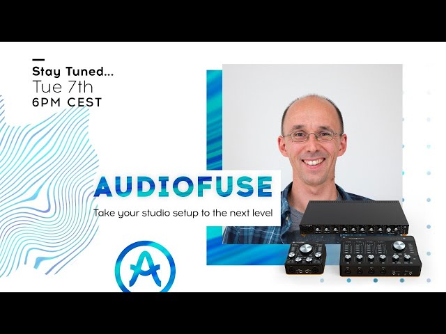 AudioFuse - Take your studio setup to the next level