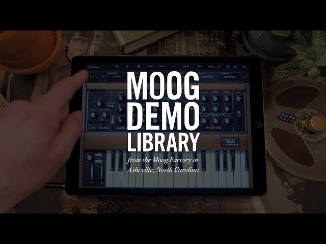 Model D iOS App | Preset Management