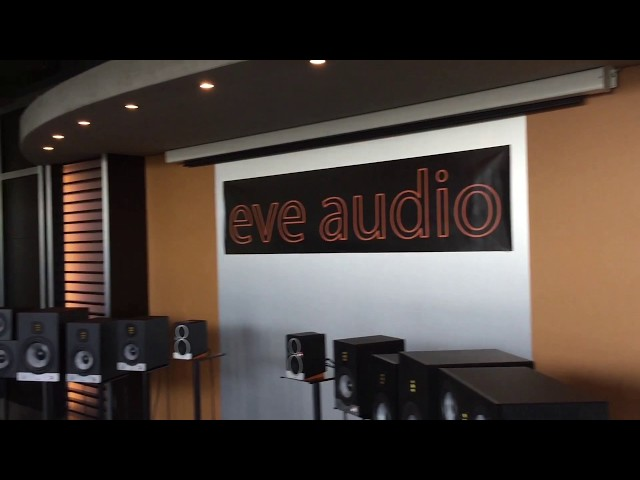 Meet Eve Audio at SAE Alumni Convention 2017