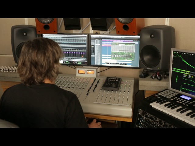 One Thing: Hannes Bieger – Tuning drum sounds