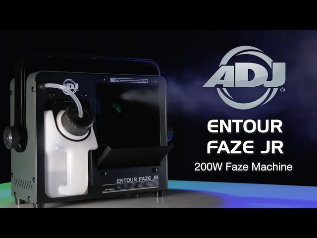 ADJ Entour Faze Jr Demo Video