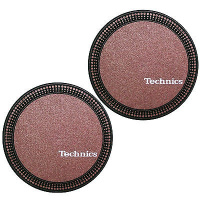 Slipmat-Factory Technics Strobo Brown (Пара) по цене 1 210 руб.
