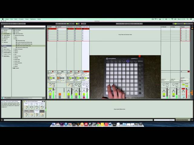Novation // Getting Started with the Launchpad - Video 4 - Make Music